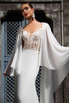 Milla Nova Bridal Wedding Dresses 2017 afina2 / http://www.himisspuff.com/milla-nova-bridal-2017-wedding-dresses/13/