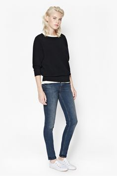 Summer Mozart Ribbed Jumper - Sale - French Connection