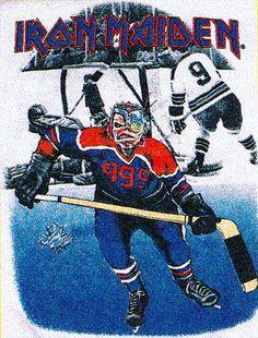 Very 1986 Ice Hockey Eddie