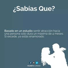 Sabía que si estoy enamorada de él❤️ Curious Facts, All You Need Is, Did You Know, Psychology Facts, Spanish Quotes, Love Life, Knowing You, Curiosity, Decir No