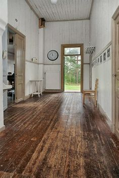 The New Victorian Ruralist   How I love these floors!