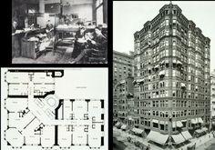 Tacoma Building (1887-1889) - Holabird & Roche