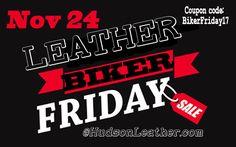 Biker Black Friday. For limited time...