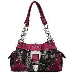 Pink Camo Purses | buckle camo purse handbag previous in camo next in camo