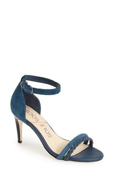 Sole Society 'Sher' Ankle Strap Sandal (Women) available at #Nordstrom