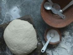 Laura's Basic Pizza Dough from Simply Laura