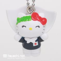 itoyoshi's Gotochi Kitty collection NO.1658 JOC × Hello KItty collaboration limited Japan Frag Mantle Hello Kitty