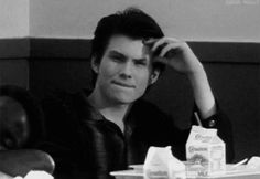 christian slater in heathers LIKE HES SO DISAPPOINTED IN HER FOR BULLYING THEN HE GOES AND KILLS THREE PEOE.