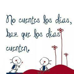 Cada día es una nueva oportunidad :). #BuenosDiasTai #SeFeliz #positivo #frases
