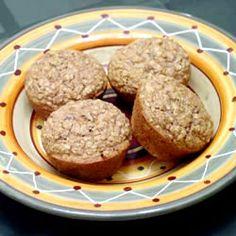 Date Oat Muffins Recipe - Allrecipes.com