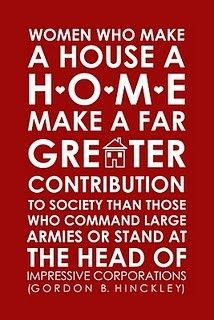 So true!!  I would rather spend my time as a stay at home mom with my kids every single day than I would making money.