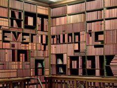 A Book Optical Illusion
