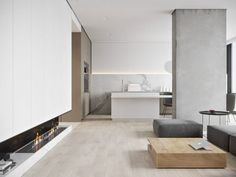 Apartment in Budva / M3 Architectural&Construction Group Photos © Urban Platform