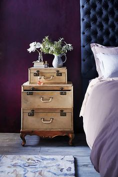 Expedition Collection - anthropologie.com  Think this could be a fun DIY project to tackle. Great for my sons room