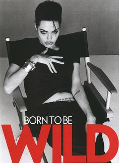 Elle (US) June 2000 Born To Be Wild