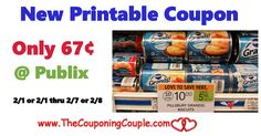 ** New Pillsbury Baked Goods Printable ~ Only $0.67 @ Publix thru 2/8. Print Now and add a few cans of Grands, Crescents or Sweet Rolls to your list this week **  Click the link below to get all of the details ► http://www.thecouponingcouple.com/new-pillsbury-baked-goods-printable-only-0-67-publix/ #Coupons #Couponing #CouponCommunity  Visit us at http://www.thecouponingcouple.com for more great posts!