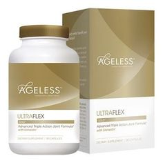 Ageless Foundation Ultraflex Gold Joint Formula- (90 Capsules)