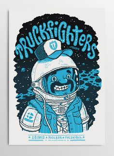 Image of Truckfighters by Michael Hacker.