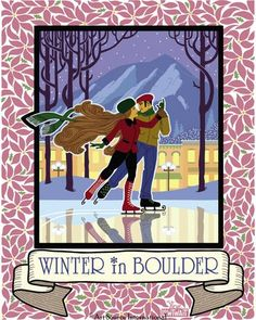 Winter In Boulder:  Art Source International showcasing Steve Lowtait #BoulderInn