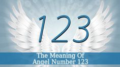 123 Angel Number – is an angelic message that comes in the form of a number. In order to understand the message 123 Angel Number holds, we firstly have to analyze the numbers it contains 2 and Mostly, because the angel number combines the vibratio 123 Angel Number, Angel Number Meanings, Angel Guide, Your Guardian Angel, Spiritual Meaning, Positive Mindset, Inspirational Message, Meant To Be