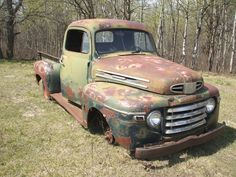 1948/1950 Mercury truck parts/ pieces - The Ford Barn