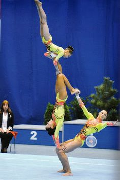 Here is the draft of a schedule for the Ontario Cup for Acrobatic Gymnastics to be held at the Oakville Gymnastics Club on Decemb. Gymnastics Moves, Gymnastics Clubs, Gymnastics Tricks, Amazing Gymnastics, Acrobatic Gymnastics, Gymnastics Problems, Cheer Stunts, Cheerleading, Acro Dance