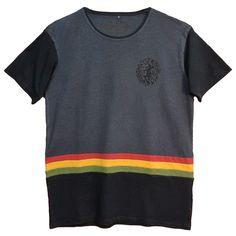 Camiseta de cánamo HempT-shirt 💚 💛 ❤️ https://merchandise.rototom.com/es/green/191-1182-camiseta-canamo-blue-mountain.html