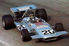 1971 Jean Pierre Jarier (March 701 - Ford)