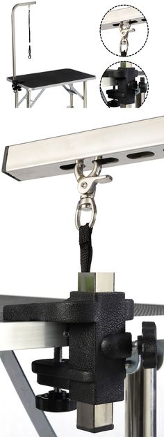Grooming Tables 146241: Stainless Pet Dog Grooming Arm+Clamp 31 Adjustable Hi Quality -> BUY IT NOW ONLY: $35 on eBay!