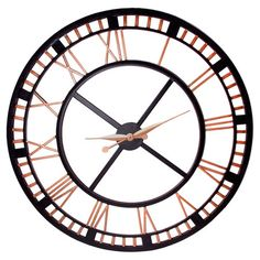 Briony Wall Clock