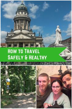 Travel Checklist: How to Stay Safe and Healthy