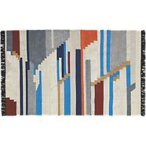 building blocks rug 5'x8'