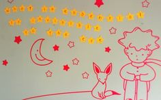 [Boy/Girl Party] Little Prince Book Birthday Party! - Spaceships and Laser Beams