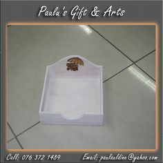 This white serving tray is in store. Call us on: 076 372 1489 White Serving Tray, Container, Store, Gifts, Decor, Decoration, Presents, Decorating, Larger