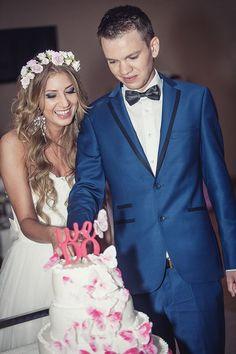Свадебный торт. Весенняя свадьба