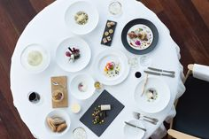 Waterkloof: degustation menu Food Plating, Food Art, Table Settings, Menu, Inspiration, Kitchens, Menu Board Design, Biblical Inspiration, Place Settings