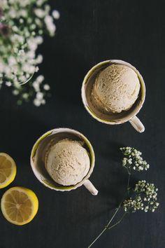 Earl Grey Ice Cream with a Hint of Lemon (oandoeats.com)