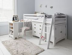 With Chest of Drawers, Cabinet, Bookshelf & Desk. Size of Chest of Drawers Width x Depth x Height. Chest of Drawers. Size of Pull out Desk Width x Depth x Height. Bed With Drawers, Chest Of Drawers, Cabinet Drawers, Mid Sleeper Cabin Bed, Cabin Beds, Boys Cabin Bed, Cabin Bed With Desk, Bedroom Furniture, Bedroom Decor