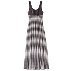 Mossimo Supply Co. Juniors Colorblock Maxi Dress - Assorted Colors