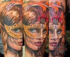 Photo #835 hammersmith tattoo london Ivan Bor - Ivan Bor / Tattoo Artist Colour Tattoos - Tattooists - Tattoo London