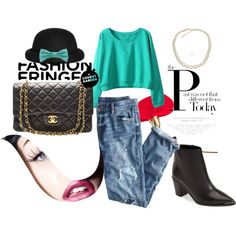 """Fashion"" by madlene-137 on Polyvore"