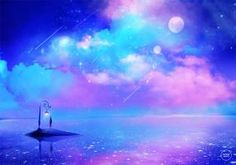 sea of stars. by sugarmints