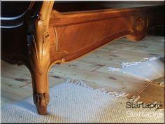Neobarokk ágykeretek eladók!, Antik bútor - Startapro.hu