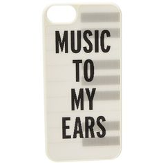 Kate Spade New York Piano Keys Lenticular Resin Phone Case for iPhone®... ($40) ❤ liked on Polyvore featuring accessories, tech accessories, phone cases, phone, cases and kate spade