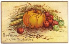Blessing to family and friends may we give thanks~
