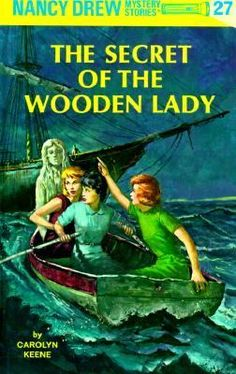 Cover image for The Secret of the wooden lady