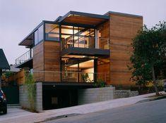 windows + wood