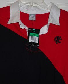 NEW  125 NIKE  6 LEBRON JAMES MIAMI HEAT VIVAT REX RED BLACK  Shirt~XL~REDUCED 93b6e73e4