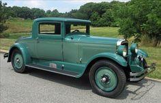 1927 Nash Advanced Six Rumble Coupe Lux Cars, Retro Cars, Vintage Cars, Antique Cars, Vintage Room, 1920s Car, Old Classic Cars, Car Photos, Amazing Cars