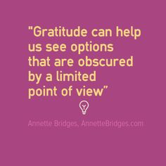 #Quote on #gratitude from one of my books. What else can gratitude do for you?